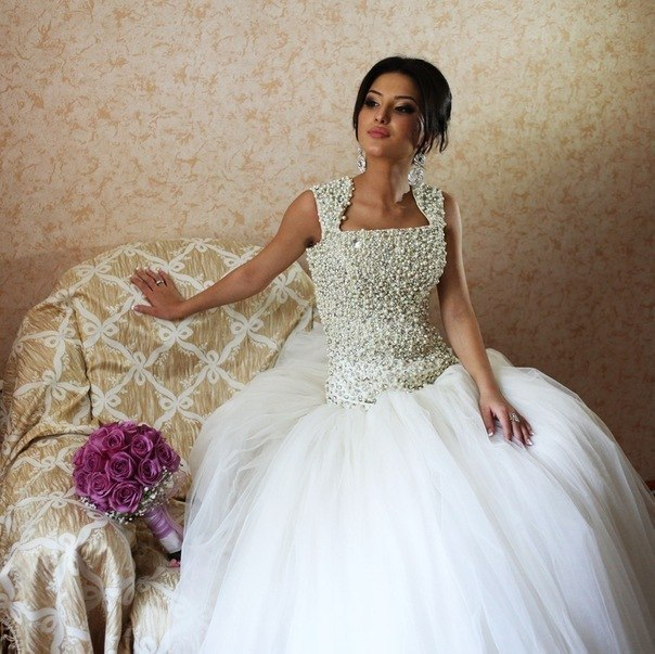 Свадебные платья армянок