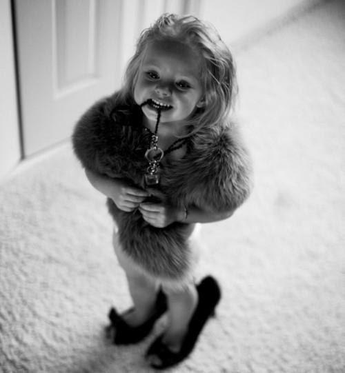 взбалмошная девчонка картинка